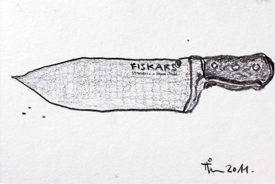 Das Messer - Germany